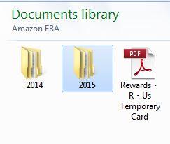 FBA File Folder