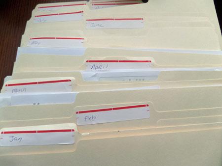 Folders-of-Receipts