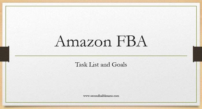 Amazon FBA Title