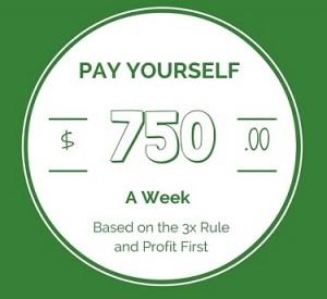 Weekly Paycheck FI