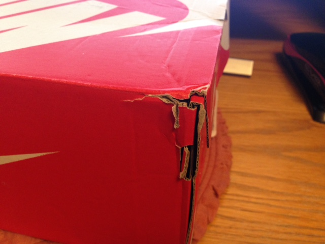 Shoes Bad Packaging