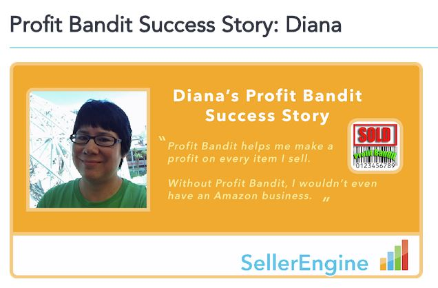Lol. My Profit Bandit story from December 2014.