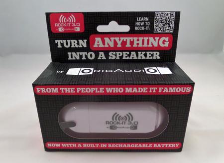 Rock-It Speaker