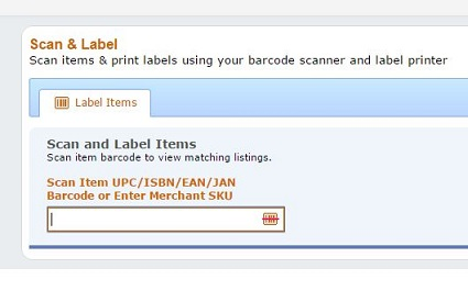 Scan & Label SHD