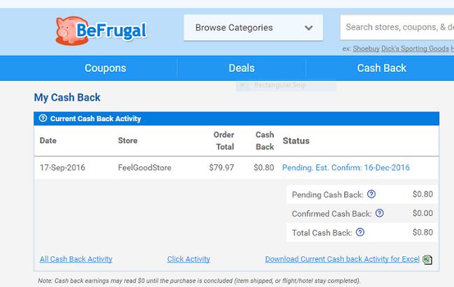 befrugal-cashback