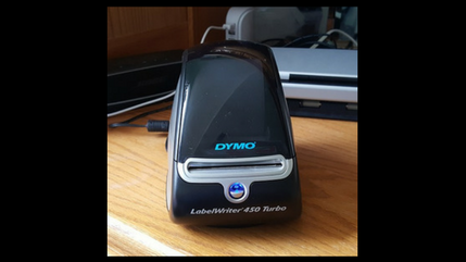 Using the DYMO LabelWriter for Amazon FBA Labels – Second